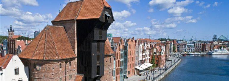 Gdansk stedentrip