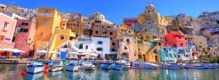 Italiaanse stedentrip