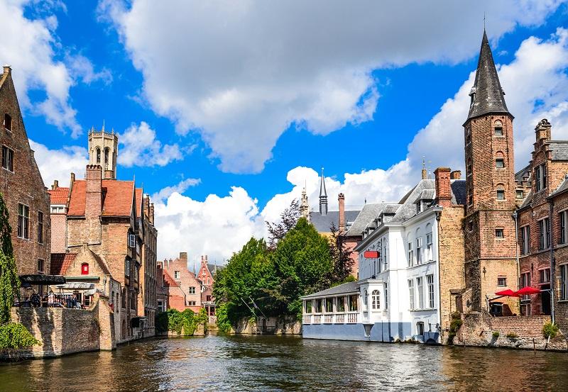 Brugge stedentrip voorjaar