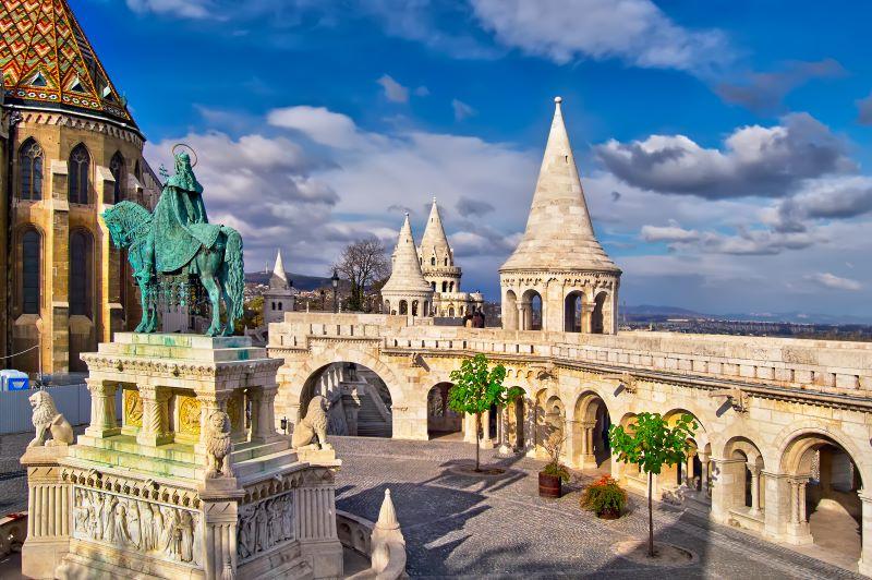 Budapest meivakantie