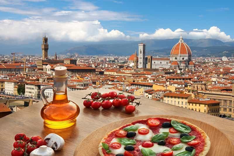 Florence uitzicht