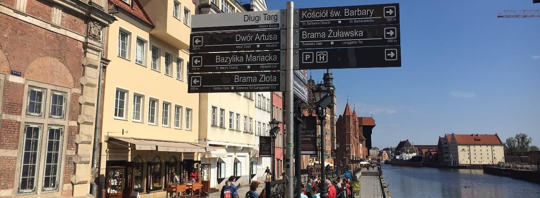 Gdansk overview
