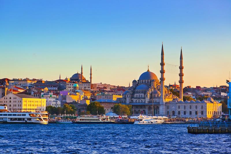 Istanbul stedentrip voorjaar