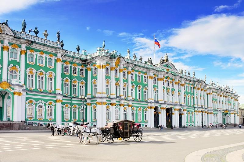 St Petersburg uniek 2020