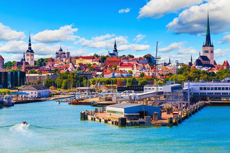 Tallin stedentrip voorjaar