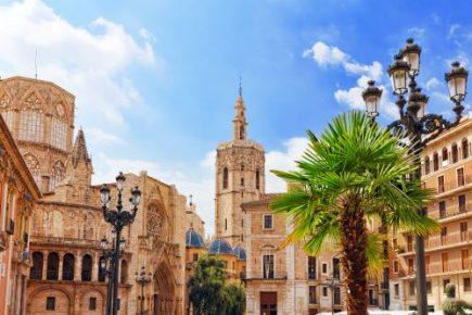 Plein in Valencia