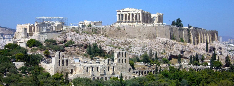 Athene de stad