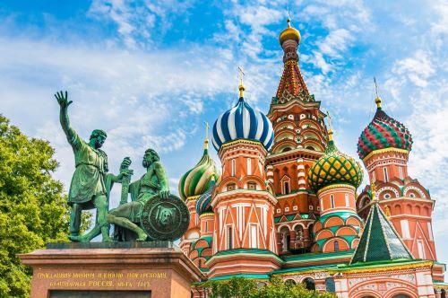 Bucketlist reizen Moskou