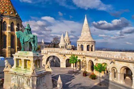 Boedapest sprookjes